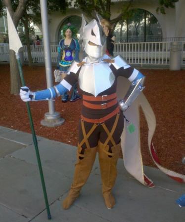 Lancer/Dragoon from Final Fantasy Tactics