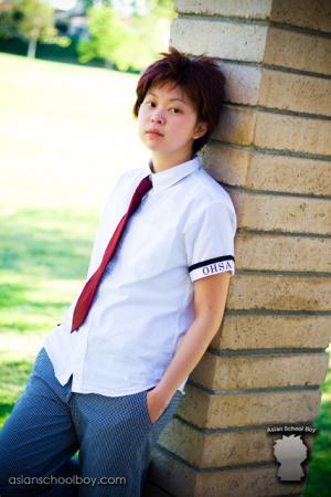 Noe Shinji from Hana kimi