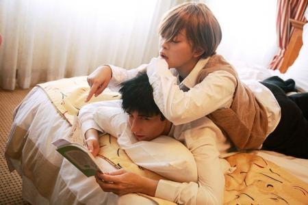 Shinobu Takatsuki from Junjou Romantica