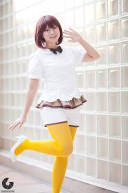 Mizuki Misawa from Samurai Flamenco