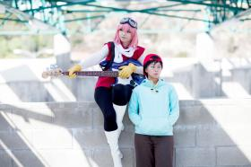 Naota Nandaba from FLCL worn by evanae
