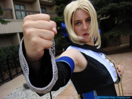 Helena Douglas from Dead or Alive 4