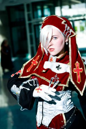 Sister Paula from Trinity Blood