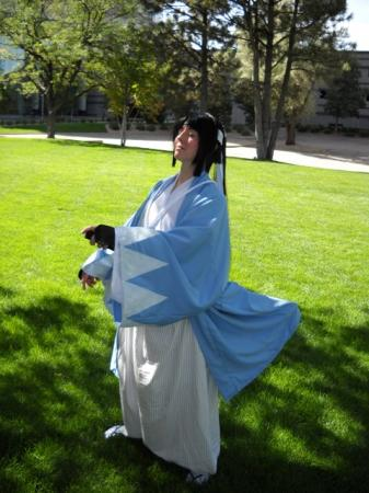 Okita Souji from Peacemaker Kurogane worn by Lady Tenkage