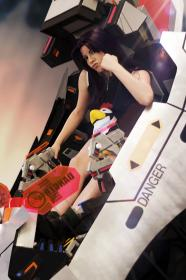 Misato Katsuragi from Neon Genesis Evangelion worn by Kapalaka