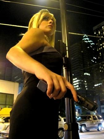 Aya Brea from Parasite Eve worn by Kapalaka