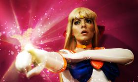 Sailor Venus from Sailor Moon S worn by Kapalaka