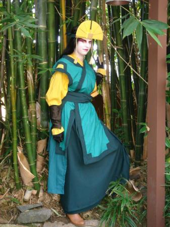 Avatar Kyoshi from Avatar: The Last Airbender worn by Gowa-chan