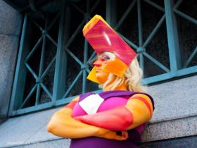 Jasper from Steven Universe worn by Gowa-chan