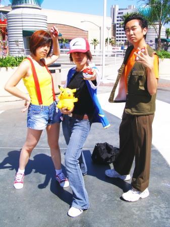 Misty / Kasumi from Pokemon