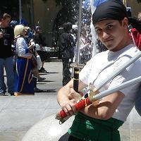 Roronoa Zoro from One Piece
