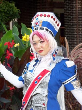 Astharoshe Asran from Trinity Blood worn by CosPinay