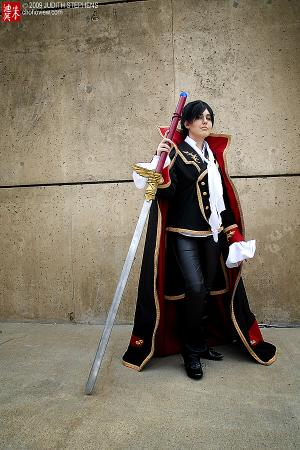 Lelouch Lamperouge from Code Geass R2 worn by klytaemnestra