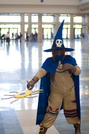 Wizardmon from Digimon Adventure