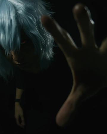 Tomura Shigaraki from My Hero Academia by Lotus Cat