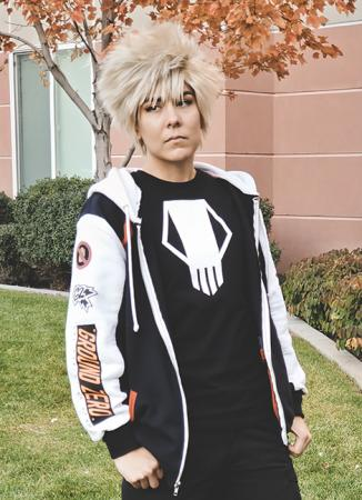Bakugo Katsuki from My Hero Academia by Lotus Cat