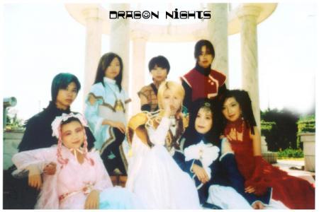 沙兹 from Dragon Knights