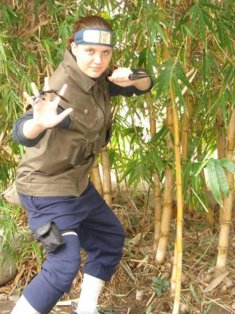 Iruka Umino from Naruto worn by Lee-Buddy