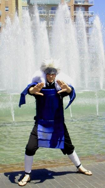 Nidaime Hokage Naruto By Lee Buddy