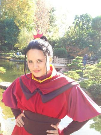 Azula from Avatar: The Last Airbender worn by Lee-Buddy