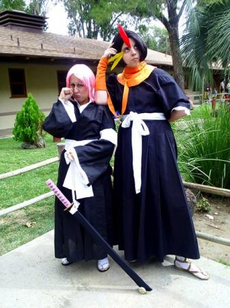 Ayasegawa Yumichika from Bleach worn by Anele