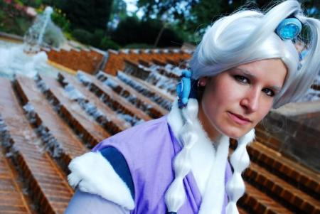 Yue from Avatar: The Last Airbender worn by mo721