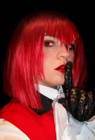 Madam Red from Black Butler worn by Adnarimification
