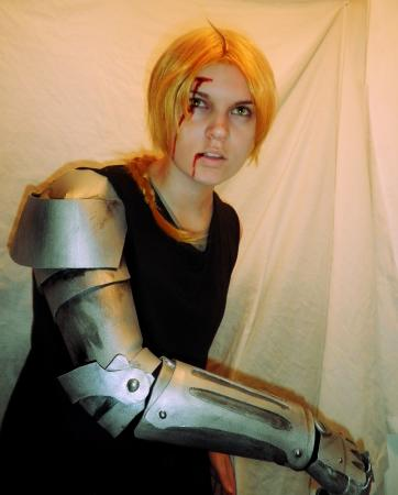 Edward Elric from Fullmetal Alchemist worn by Adnarimification