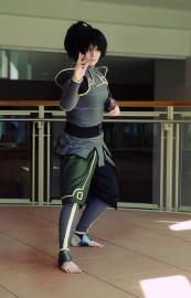 Toph Bei Fong from Avatar: The Last Airbender worn by Adnarimification