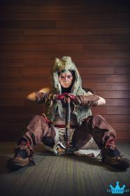 Connor Kenway from Assassin's Creed 3 worn by Adnarimification