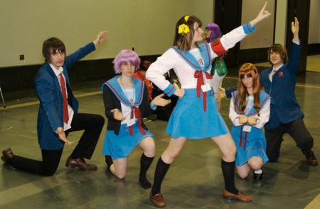 Mikuru Asahina from Melancholy of Haruhi Suzumiya worn by Mikuru Chan
