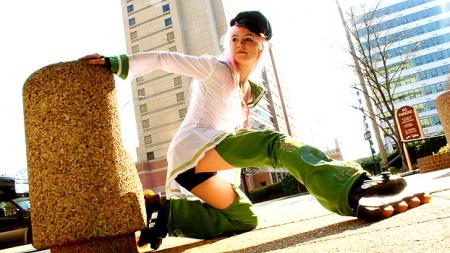 Simca from Air Gear worn by Vikki