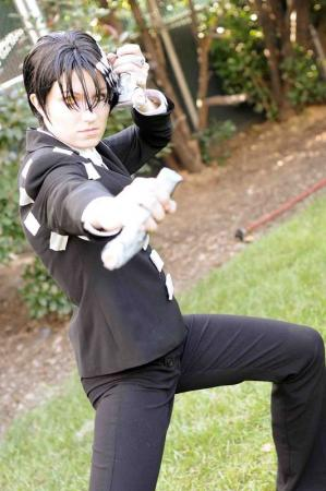Death the Kid from Soul Eater worn by Vikki