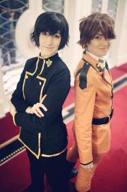 Suzaku Kururugi from Code Geass worn by Vikki