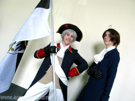 Austria / Roderich Edelstein from Axis Powers Hetalia worn by Inabari