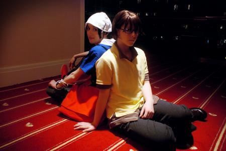 Atsuro Kihara from Shin Megami Tensei: Devil Survivor