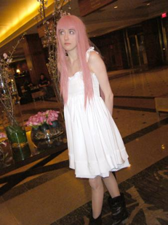 Megurine Luka from Vocaloid 2 worn by Inabari