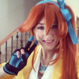 Athena Cykes from Phoenix Wright: Ace Attorney - Dual Destinies