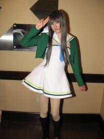 Yoshino Nanase from Wake Up Girls! worn by Inabari