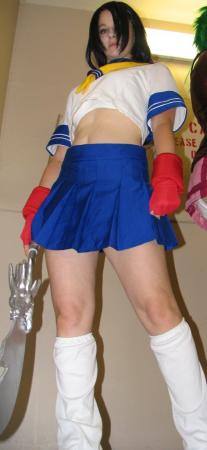 Kan-U Unchou from Ikki Tousen worn by BeckyTaka