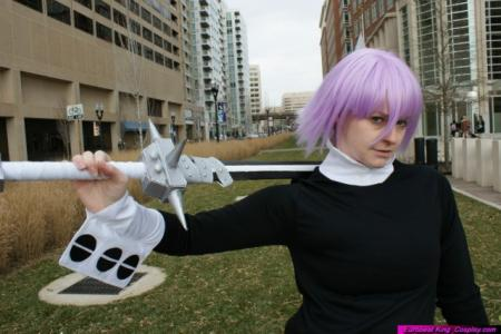 Chrona from Soul Eater worn by BeckyTaka