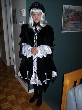 Suigintou from Rozen Maiden
