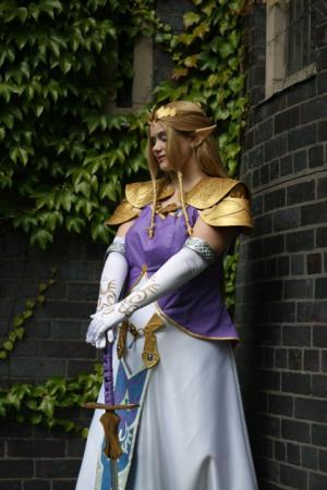 Princess Zelda from Legend of Zelda: Twilight Princess