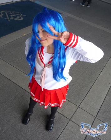 Konata Izumi from Lucky Star worn by Falketta