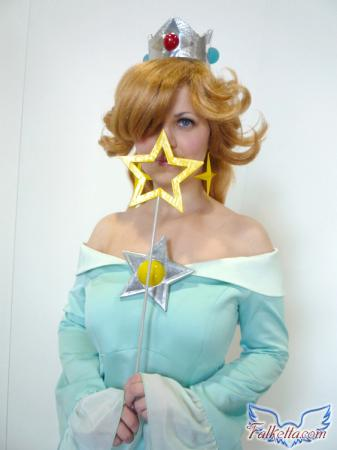 Rosalina from Super Mario Galaxy worn by Falketta