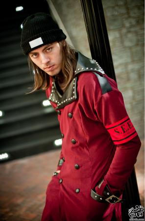 Shinjiro Aragaki from Persona 3 worn by CeruleanDraco