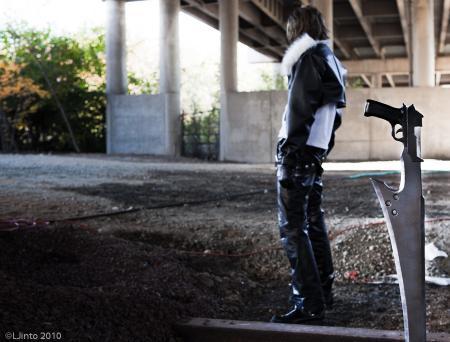 Seifer Almasy from Final Fantasy VIII worn by CeruleanDraco