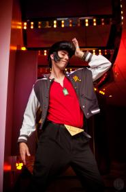 Dandy from Space Dandy (Worn by CeruleanDraco)
