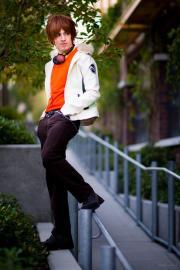 Yosuke Hanamura from Persona 4