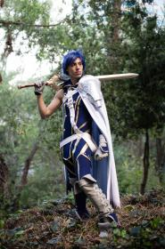 Chrom from Fire Emblem: Awakening worn by CeruleanDraco